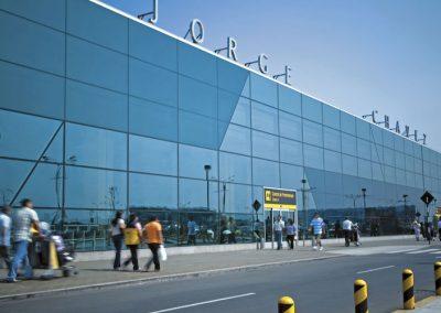 Ampliación de la infraestructura de comunicaciones del Aeropuerto Jorge Chávez