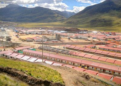 Sistemas de Detección de incendio y Cableado estructurado en minera CONSTANCIA – HUDBAY