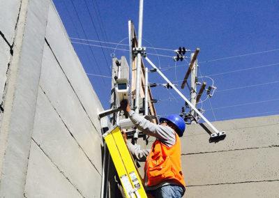 Implementación de red en cobre y fibra óptica en Aeropuerto Jorge Chavez – LATAM S.A.