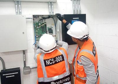 Mantenimiento del Sistema de Control de Acceso en Aeropuerto Internacional Jorge Chávez
