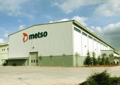 Implementacion del Circuito cerrado de television en la planta industrial METSO – Arequipa